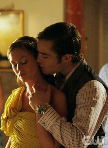 Gossip Girl will be coming back soon! Blair! Blair! Blair
