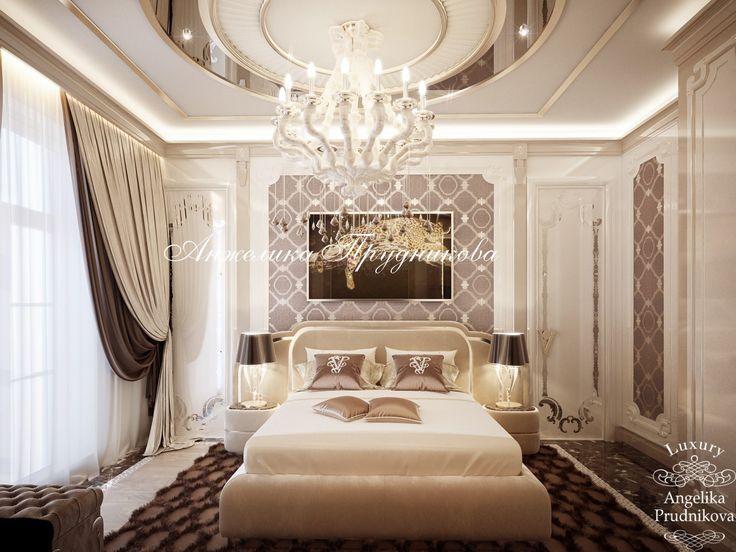 Спальня   Дизайн квартир