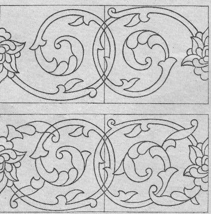 uzbek pattern