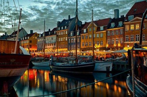 Copenhagen, Denmark  (Source: Flickr / torehegg)