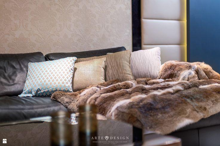 Salon styl Nowoczesny - zdjęcie od Arte Dizain - Salon - Styl Nowoczesny - Arte Dizain