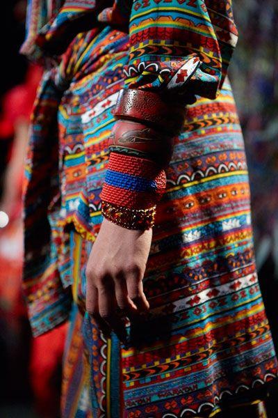 bohemian #Tribal #Style #Fashion