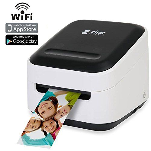 Best 25 photo booth printer ideas on pinterest diy wedding zink mobile photo printer multifunction wireless color label instagram portable digital photo booth printer works with solutioingenieria Gallery
