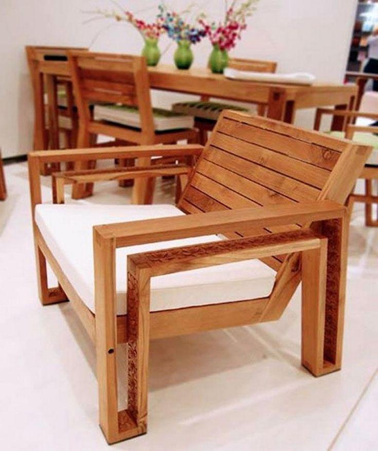 25 Elegant And Easy Homemade Porch Furniture Design Ideas
