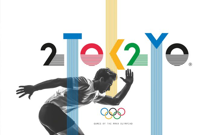 Tokyo 2020 Olympics Logo Design. Our branding proposal for the Tokyo 2020 Olympic games