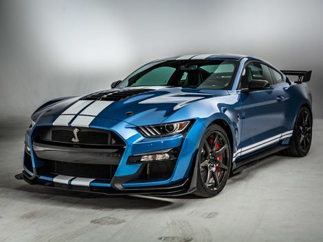 2020 Ford Mustang Shelby GT500 is a friendlier brawler Ford says the new GT500 w…