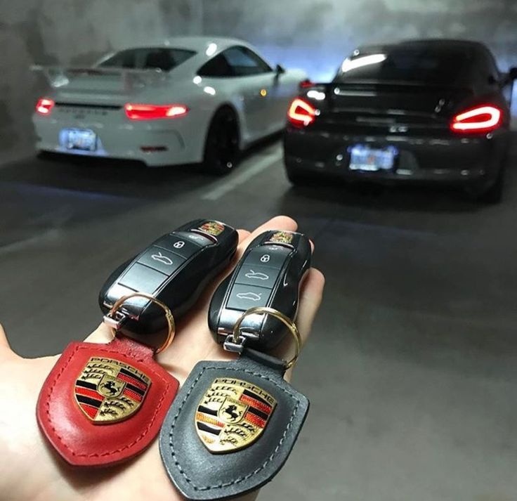 Ahhh!! This is the His and Hers I dream of! Of course we'd take turns driving each other's car