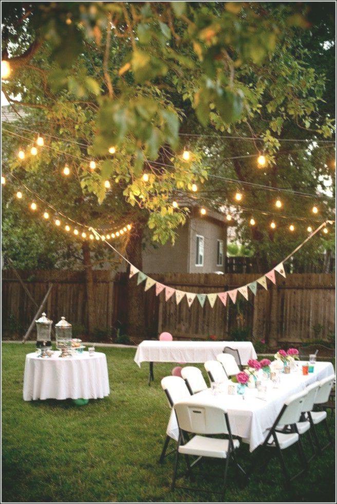DIY Garden Party Deco – Summer Party Deco Ideas