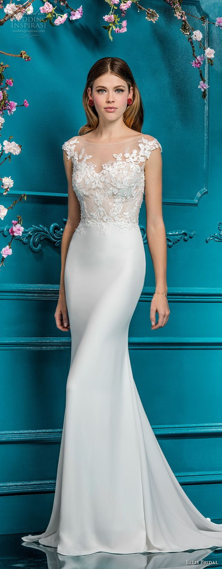 1459 best Short sleeve ⚜ Sheath. images on Pinterest | Wedding ...