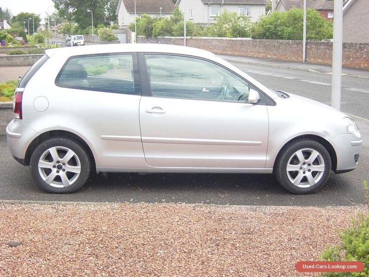2009 VW POLO 1.2 MATCH 3 DOOR HATCHBACK #vwvolkswagen #match #forsale #unitedkingdom