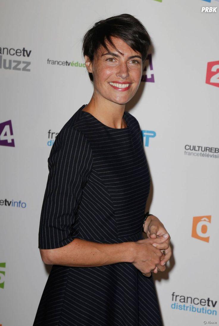 Alessandra Sublet, le 28 août 2013 au Palais de Tokyo à Paris
