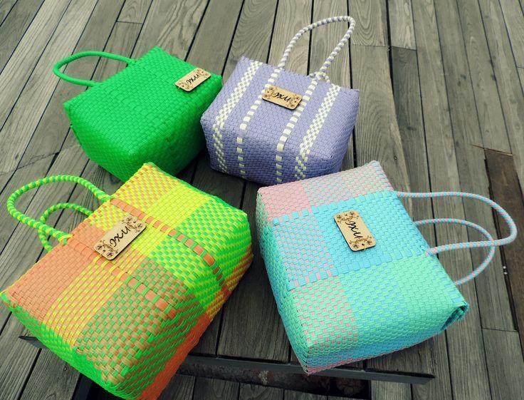 bolsos artesanales..!! hechos a mano de venta aqui https ...