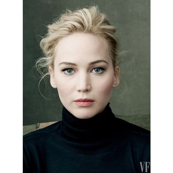 Photos: From Jennifer Lawrence to Lupita Nyong'o: Hollywood's Fiercest Women Photographed by Annie Leibovitz featuring polyvore and celebrities