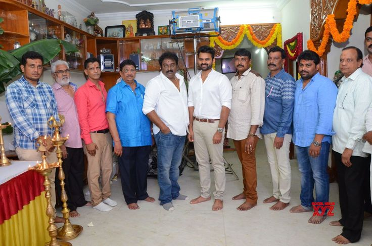 Sai Dharam Tej Vinayak Movie Opening Gallery Set 2 - Social News XYZ
