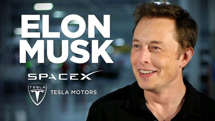 INTERVIEW: Elon Musk founder of Tesla & SpaceX