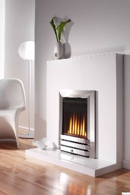 FLAVEL ATLANTA HE BALANCE FLUE GAS FIRE - BALANCED FLUE GAS FIRES