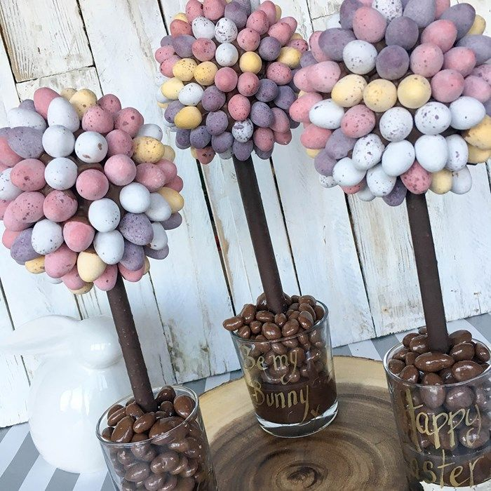 96 best easter images on pinterest personalised easter mini egg sweet tree gettingpersonal negle Gallery