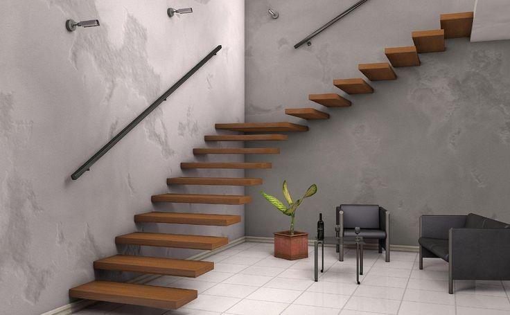 die besten 25 treppe podest ideen auf pinterest podest bett mit treppe podesttreppe und. Black Bedroom Furniture Sets. Home Design Ideas