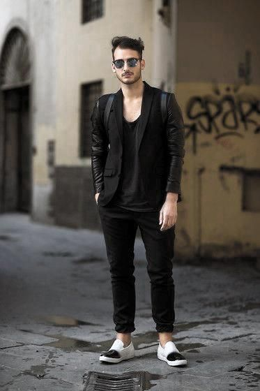 1787c6eadd 40 All Black Outfits For Men - Bold Fashionable Looks