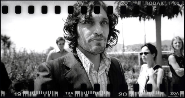 Vincent Gallo by Xavier Lambours