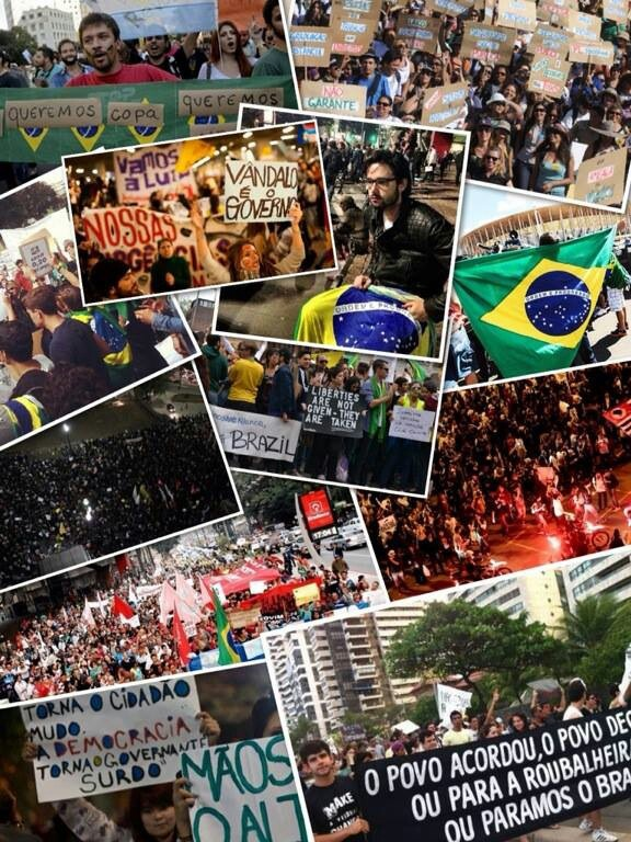Brasilien, Brasil, 2013