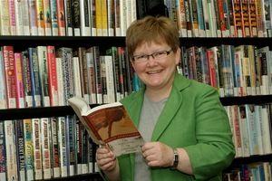 Maureen Barry, CEO Burlington Public Library