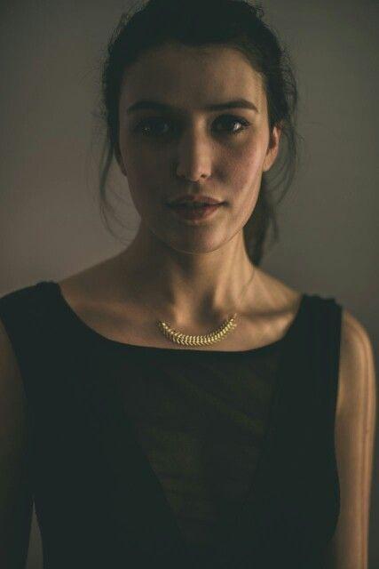 ▼ △ collier Markus ▼ △ s/s14 - The Blossom Bohemian Photo Yann Audic Model Salomé de Maat
