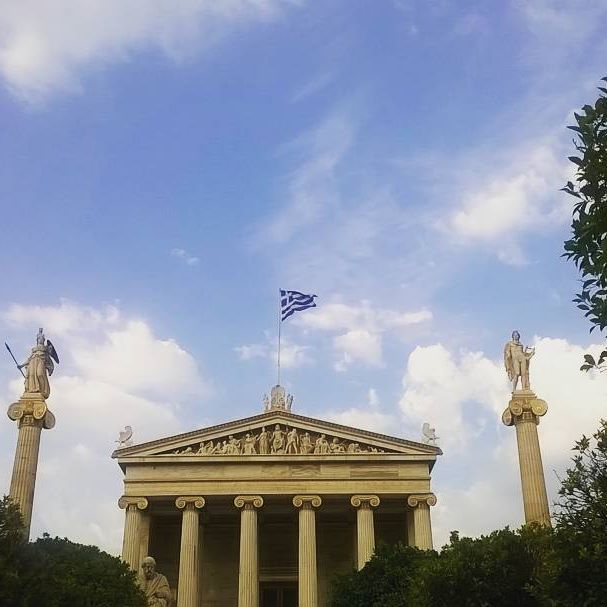 Happy World #Tourism day! #athens #athinology #instaphoto #thegreeceguide #citybreaks #travel #portalgreece