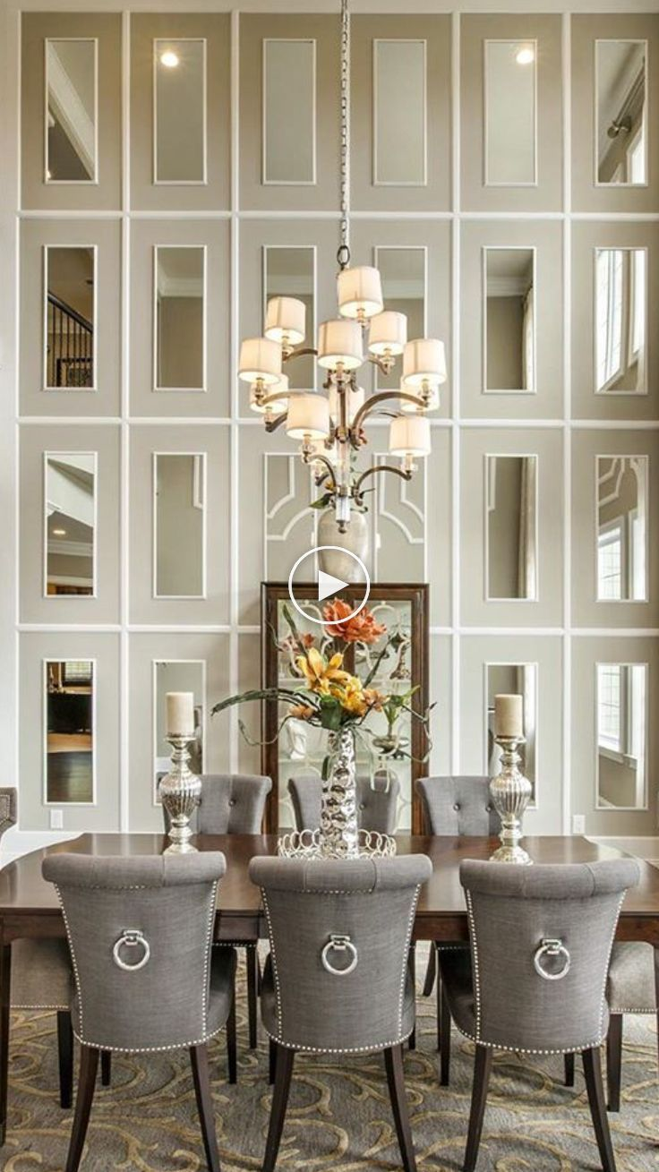 19 Graceful Dining Room Designs To Serve You As Inspiration Farmhousediningroom Diningroom Formal Dining Room Decor Elegant Dining Room Luxury Dining Room