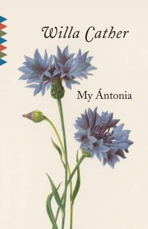 My Antonia by Willa Cather. Slow, but beautiful. Cather really knew how to write, how to depict something so eloquently that you start seeing everyday things (like grass) in a new light. My Antonia was a great example of her work and a story of just life and people.
