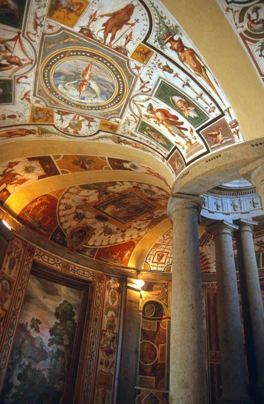 Palazzo Farnese (o Villa Farnese) |Italy