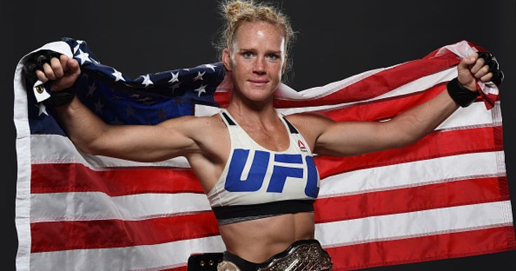 New UFC women's bantamweight champion Holly Holm talks about her historic win and more as she continues on her championship victory press tour.