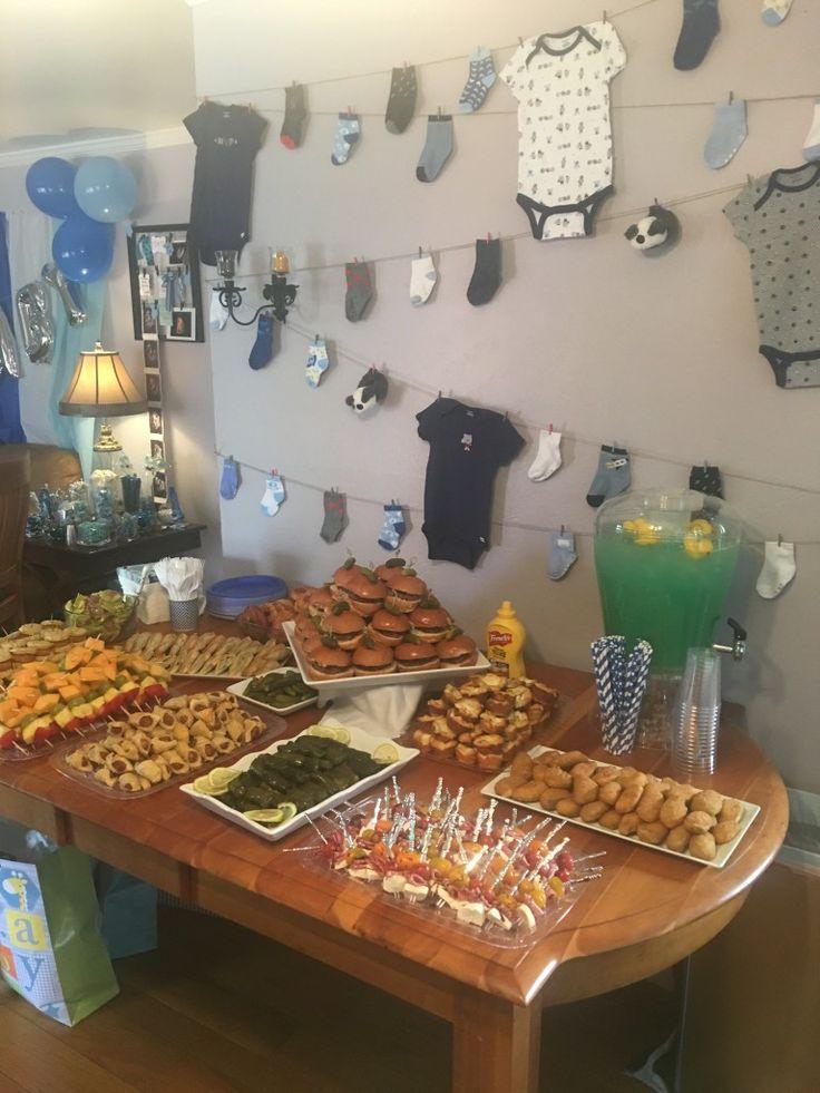 Best 25 Baby Shower Appetizers Ideas On Pinterest Baby Modern Home