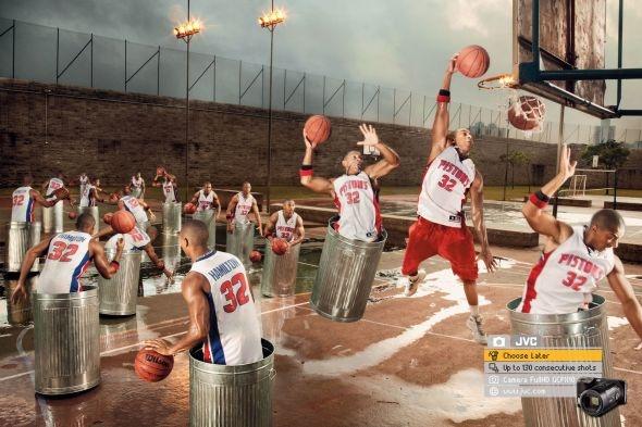 JVC: Choose Later, Basketball