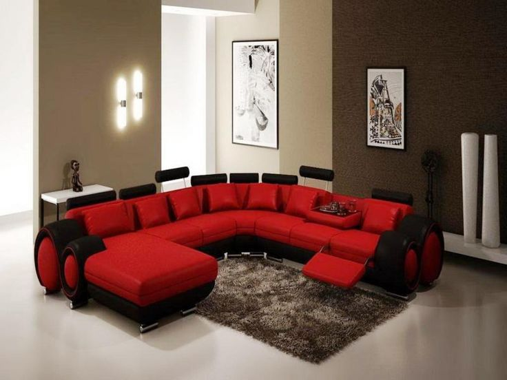 Best 25+ Red Leather Sofas Ideas On Pinterest