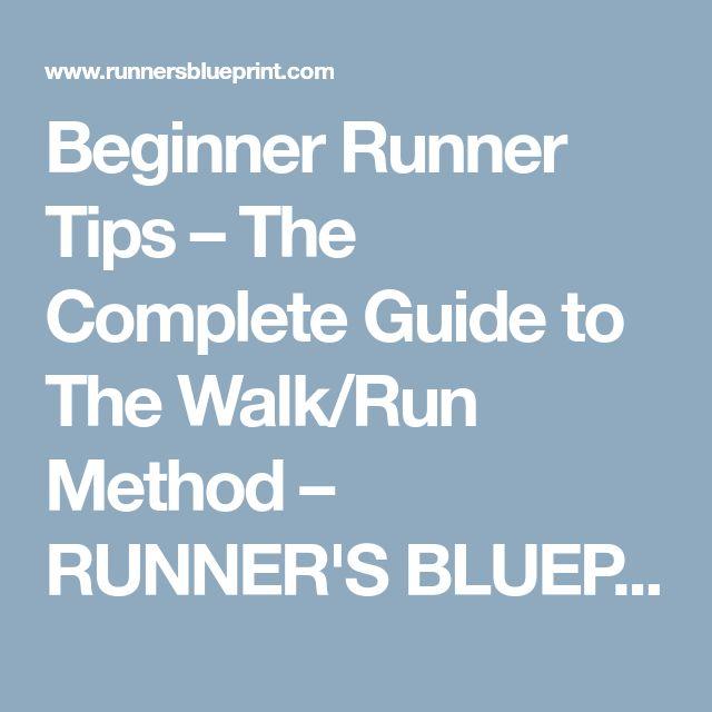 Beginner Runner Tips – The Complete Guide to The Walk/Run Method – RUNNER'S BLUEPRINT