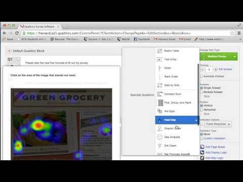 How to Create a Survey in Qualtrics - YouTube
