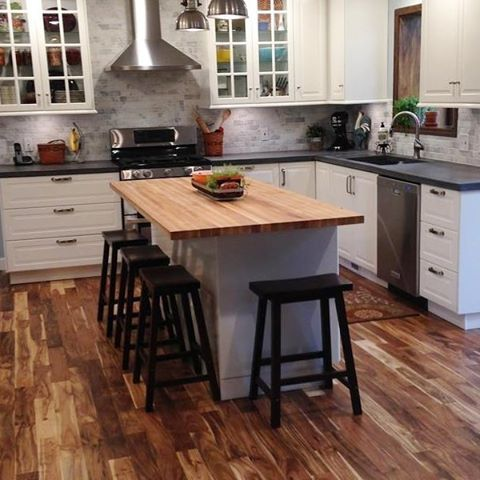 10 best ideas about acacia flooring on pinterest acacia for Acacia kitchen cabinets
