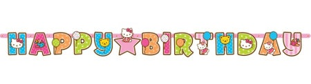 Hello Kitty Party Supplies - Hello Kitty Birthday-Party City