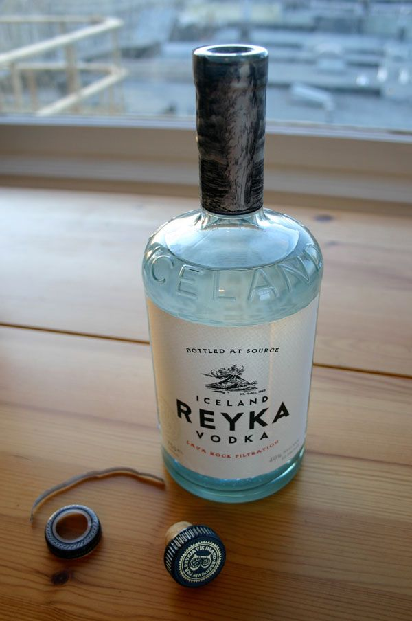 Vodka from Iceland