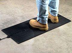 Foot Warmer - Heated Floor Mats