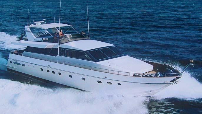 AIGUE MARINE yacht for sale   Boat International