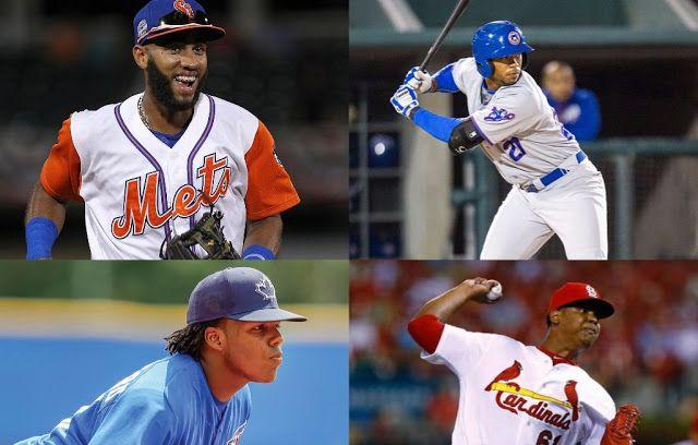 17 Quisqueyanos entre los 100 mejores Prospectos según MLB Pipeline