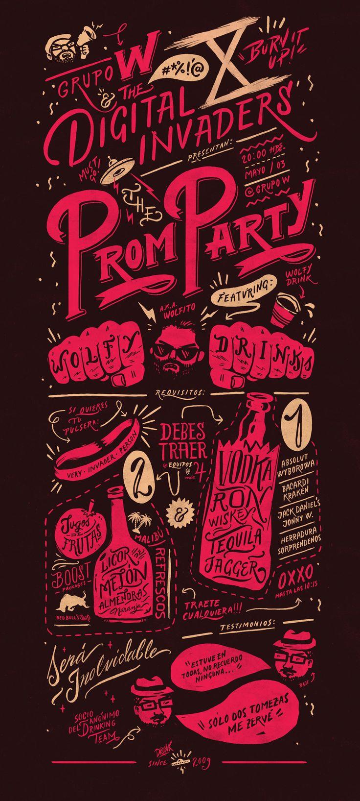 sindy vegas suck Prom Party Poster by Sindy Ethel Salas