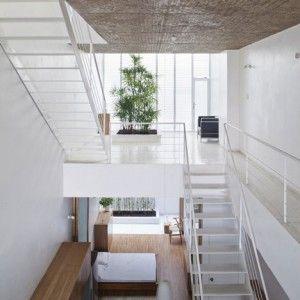ANH House by  Sanuki + Nishizawa from Dezeen Magazine