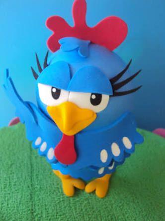 Resultado de imagen para gallina pintadita