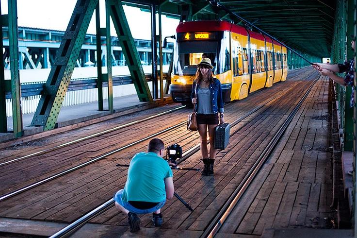 fot. Kuba Stężycki   www.gridimages.pl #backstage #slider #slide #video #clip #teledysk #videoclip