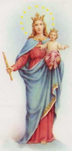 Comunidade Católica Javé Yiré: Oração à Nossa Senhora Auxiliadora - (24 de maio)