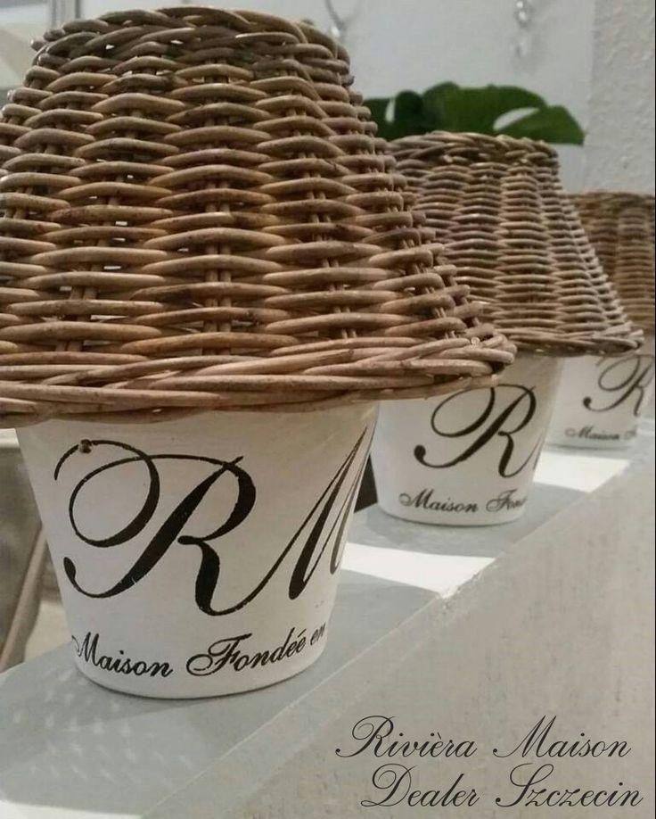 Rustic Rattan Maison Fondee.  Lampion na tealighty. Klimatycznie... Dostępny w Rivièra Maison Dealer Szczecin przy ul. Struga 23 w Szczecinie ♡