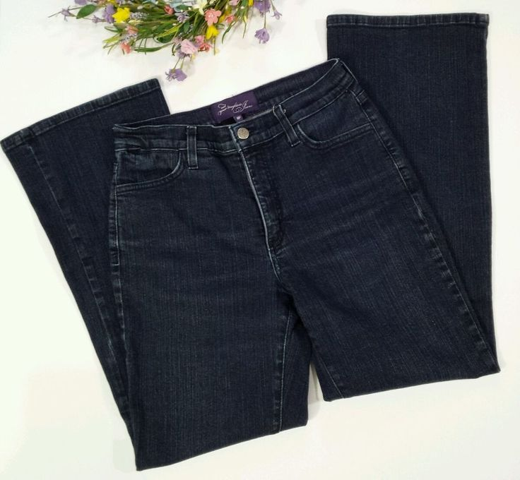Not Your Daughters Jeans Sz 8 PETITE Style 700T Barbara Tummy Tuck Bootcut NYDJ | Clothing, Shoes & Accessories, Women's Clothing, Jeans | eBay!